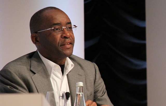 Strive Masiyiwa, Chairman & Founder, Econet Group