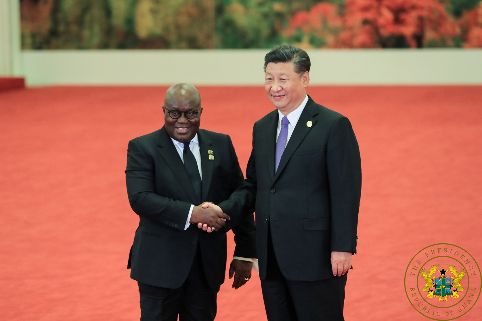 Ghana China relationship, ghanatalksbusiness.com