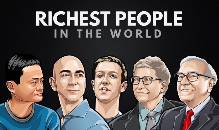 world richest in 2020