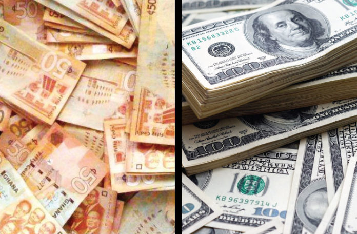cedi-dollar depreciation, ghanatalksbusiness.com