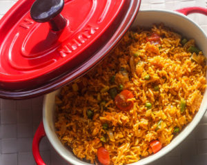 How to prepare Jollof rice