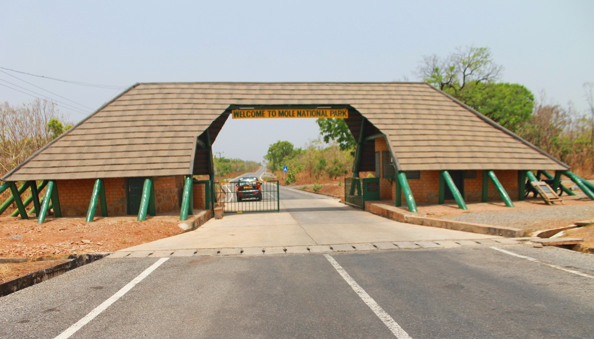 Larabanga Ghana's top tourist destination
