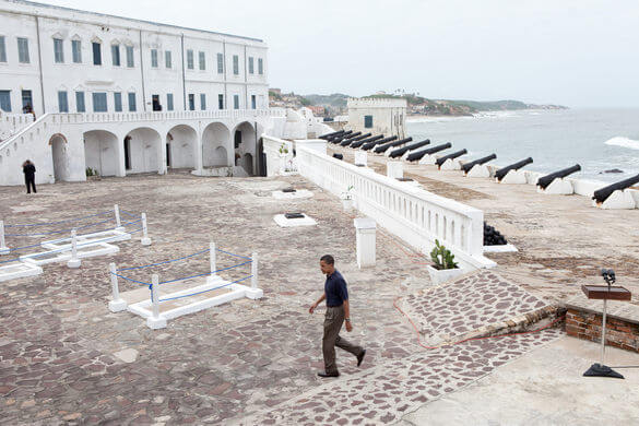 Year of Return, Cape Coast Castle: ghanatalksbusiness.com