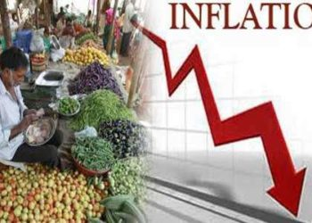 inflation rate drops in November