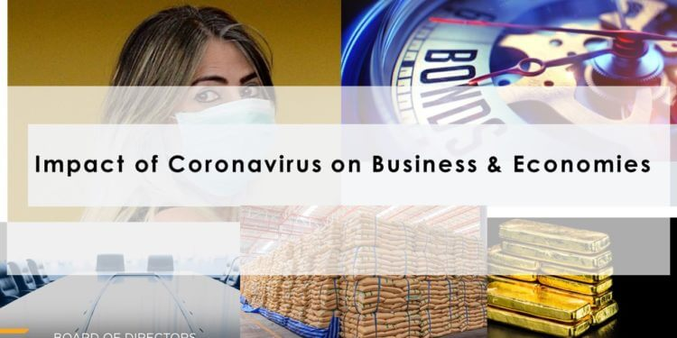 Coronavirus and business, updates, ghanatalksbusiness.com