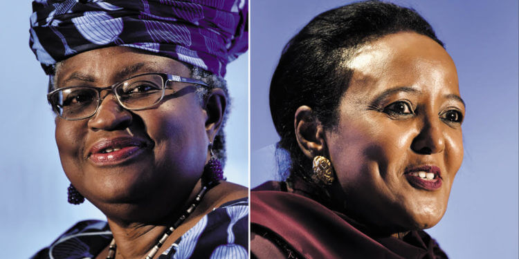 African women in WTO race, ghanatalksbusiness.com