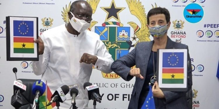 Financing agreement between Ghana and EU, ghanatalksbusiness.com