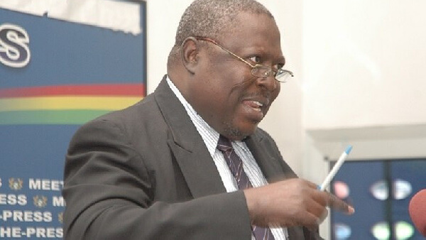 Election 2020 Martin Amidu resignation